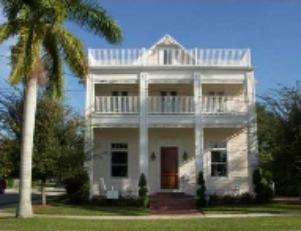 Historic Home on Retta Esplande