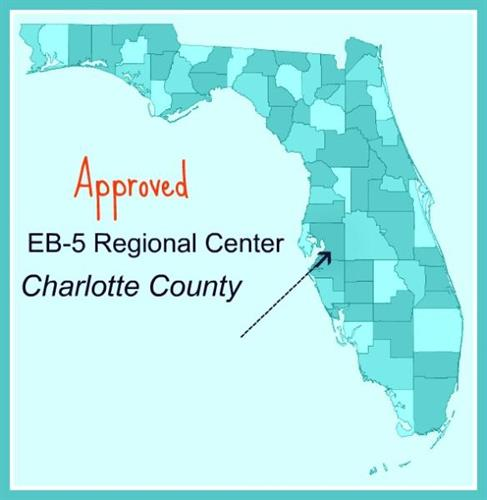 Charlotte County Home of two EB-5 Regional Visa Centers