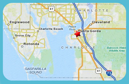 Located on Beautiful Charlotte Harbor
