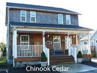 Chinook Cedar