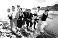 Cannon Beach Family Portrait