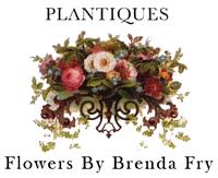 Plantiques Flowers by Brenda Fry