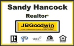 Sandy Hancock of JB Goodwin Realtors, Inc.