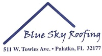Blue Sky Roofing of North Florida, LLC