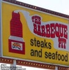 Bar-b-que Pit, The