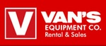 Van's Equipment Co