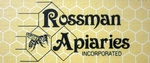 Rossman Apiaries, LLC