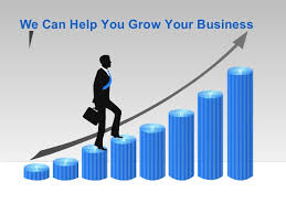 We are here to help you grow your business!