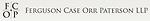 Ferguson Case Orr Paterson, LLP