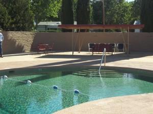 Facility Pool RV Park