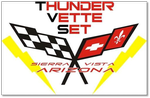 Thunder Vette Set