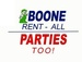 Boone Rent-All & Parties Too