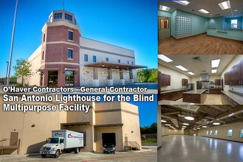 San Antonio Lighthouse for the Blind Multipurpose Facility