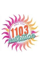 1103 Nutrition