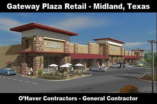 Gateway Plaza Retail:  New Project ''Under Construction''