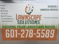 Lawnscape Solutions, LLC
