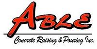 Able Concrete Raising & Pouring, Inc.