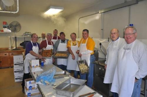 Kitchen Crew