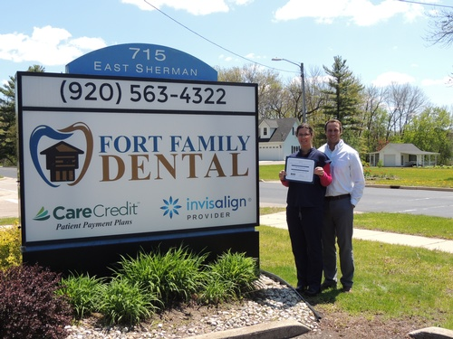 Fort Family Dental 40 yr. Anniversary