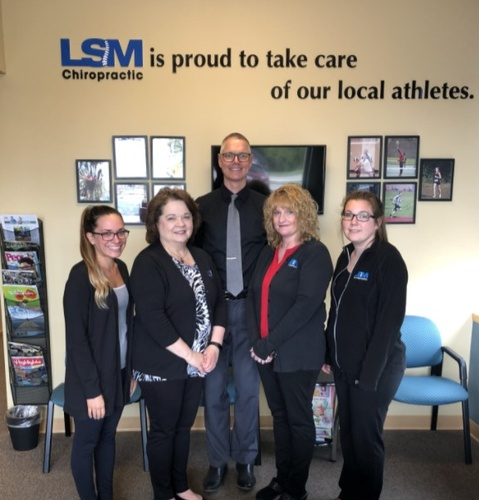 LSM Chiropractic 20 yr. Anniversary