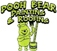 Pooh Bear Painting, Roofing and Siding