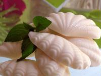 White Chocolate Mint Angel Wings