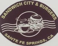 Sandwich City & Burgers