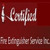 Certified Fire Extinguisher Service, Inc.
