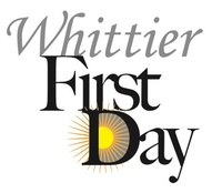 Whittier Area First Day Coalition