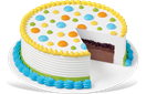 Ice Cream cakes custom to your party needs