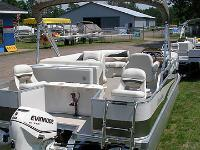 Manitou Pontoon Boats 16 ft to 26 ft.