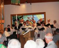 Celebrating 125 years in God's ministry in song and praise