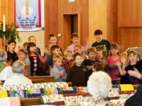 Children are a special part of worship