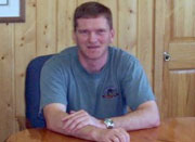 Tim Pulskamp, Vice President for Futurewood Corp., is responsible for foresters at remote locations, wood mills, carrying out cutting plans, and timber marketing
