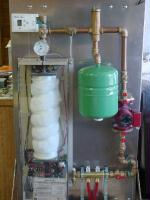 heating, cooling, plumbing systems