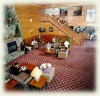 Cozy and with the warm decor of home--our Lodge offers the comforts of home