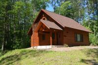 Cabin rentals on small quiet lakes