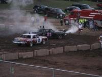 demolition derby Saturday