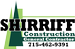 Shirriff Construction Inc