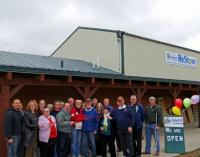 Habitat for Humanity Restore where people can recycle their building supplies