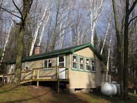 Cabin rentals in beautiful resort setting