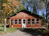 4 cabin rentals with Satellite TV