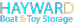 Hayward Boat & Toy Storage