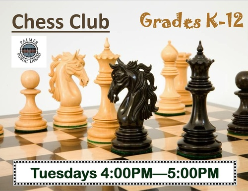 Chess Club Palmer MA