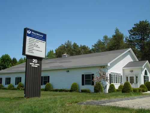 Wing Medical Center in Belchertown