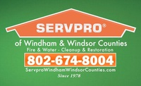 SERVPRO of Windham & Windsor Counties