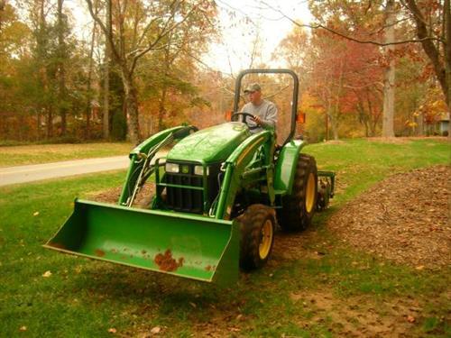 Tim Johnson Landscaping