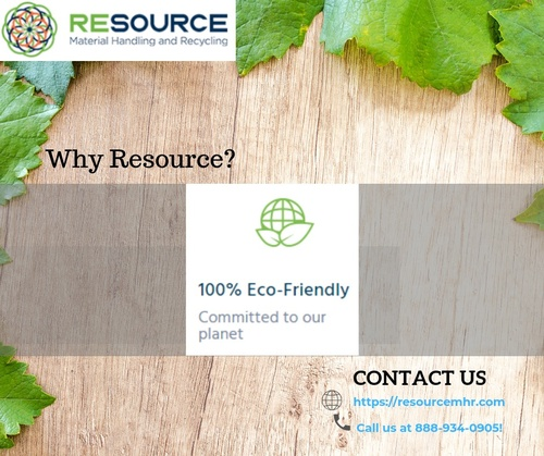 Resource Material Handling and Recycling, Inc.