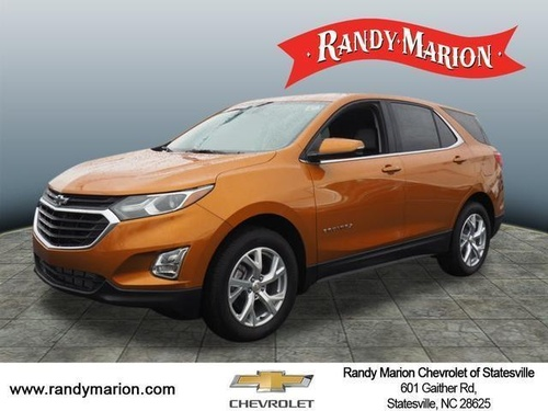 Randy Marion Chevrolet Of Statesville Llc P O Box 1223 Statesville Nc 28687 1223 704 873 9094