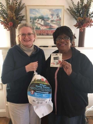 Congratulations to Janice Powell, our Facebook contest winner!